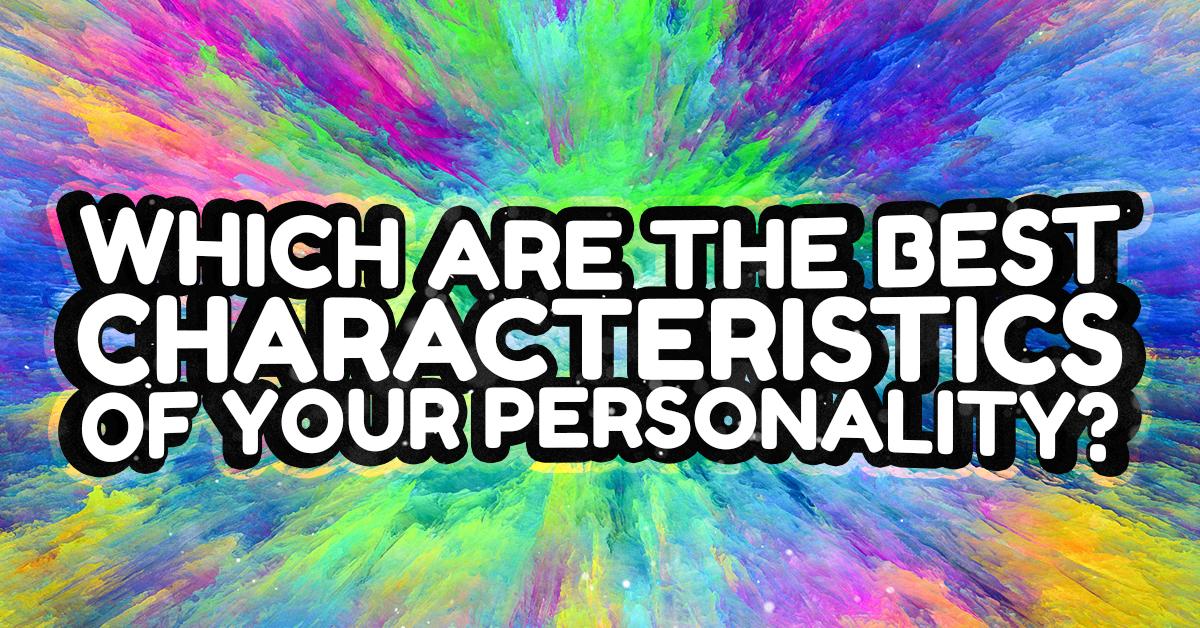 CharacteristicsPersonality