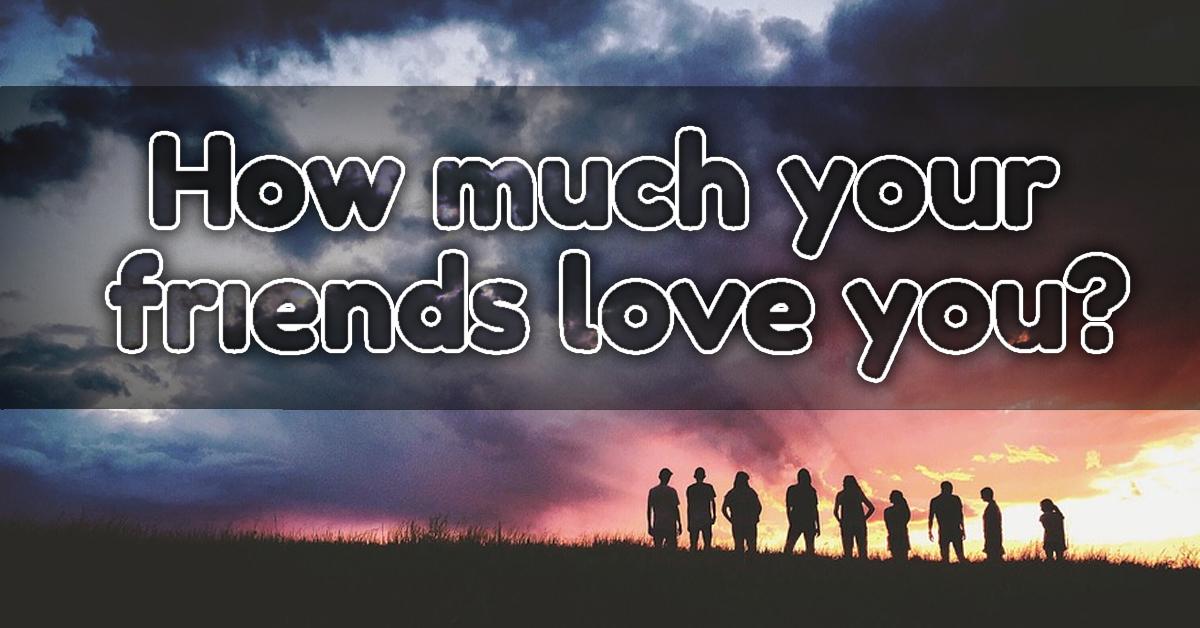 FriendsLoveYou