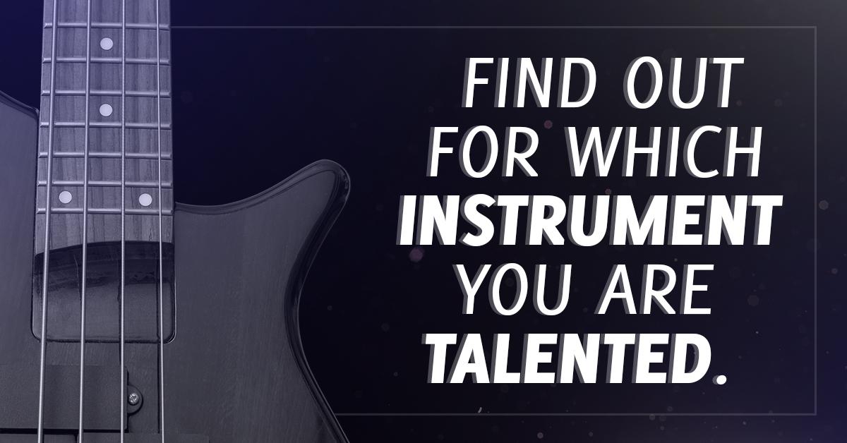 InstrumentTalent