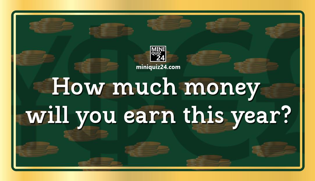 MoneyYear