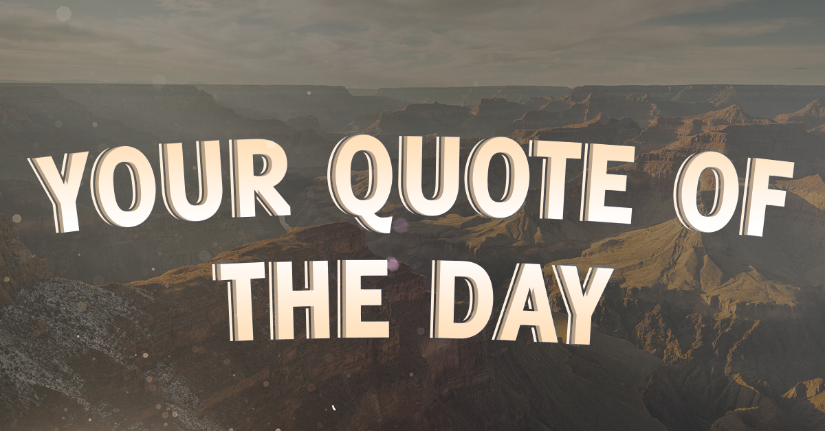 QuoteOfTheDay
